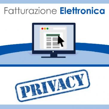 Incontro sulla Fatturazione Elettronica e sul Regolamento della Privacy
